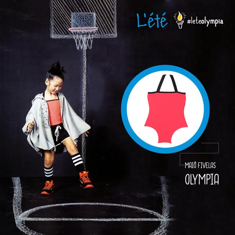 Produtos Olympia - Revista