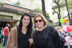 Joyce Pascowitch e Fernanda Scatamacchia